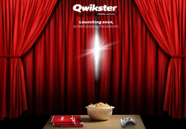 Qwikster is a Netflix company