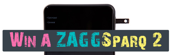 Win a ZaggSparq 2.0