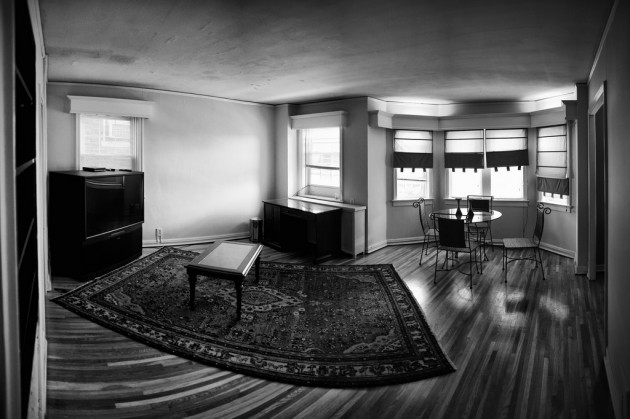 My beloved apartment in the Fredrick