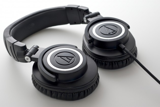 Audio-Technical ATH-M50 headphones