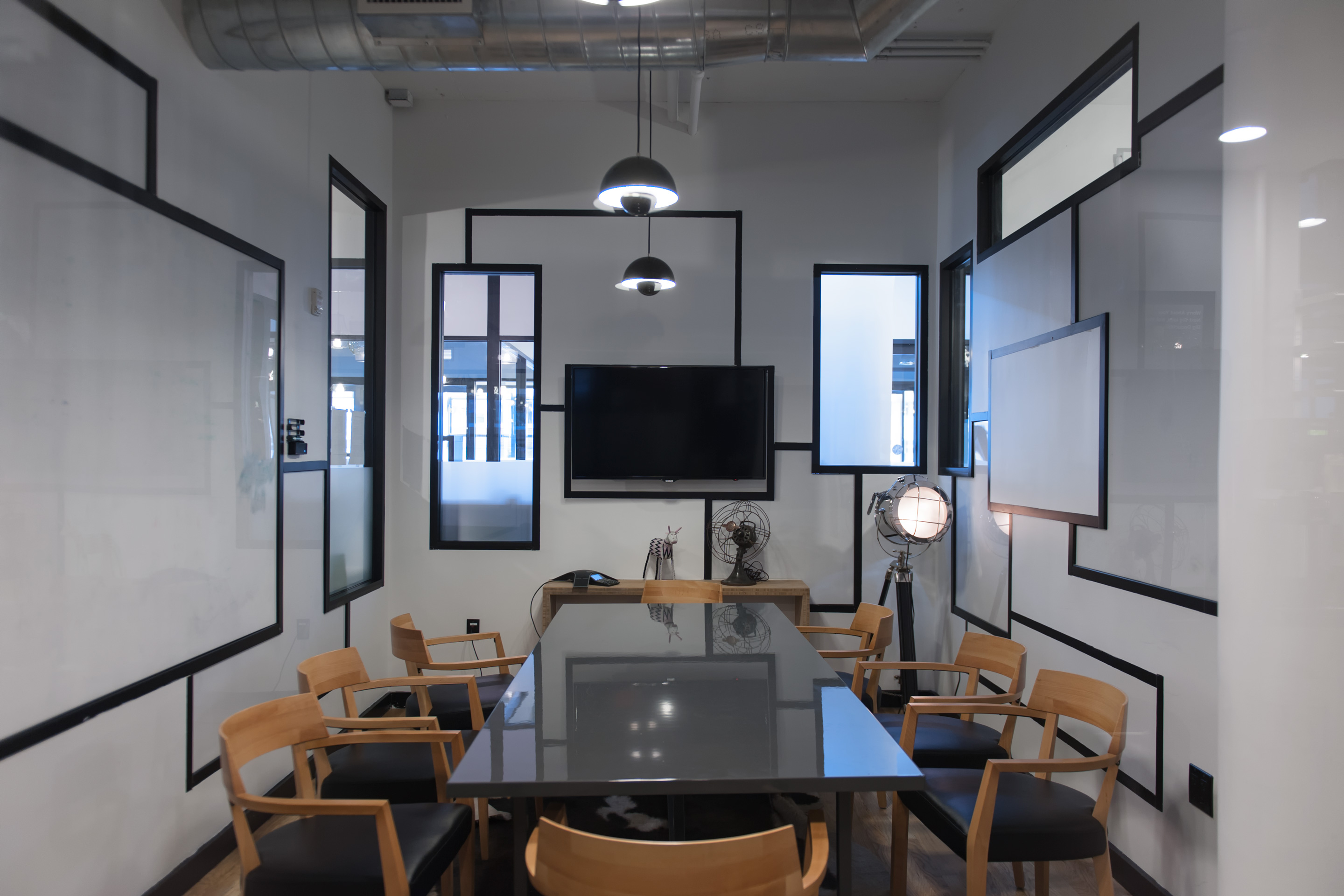 Wework Soho West White Box Conference Room It S Just