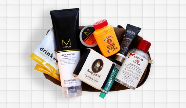 The May Bespoke Post Refresh bag is literally overflowing with incredible products that come together at a discount of $120!
