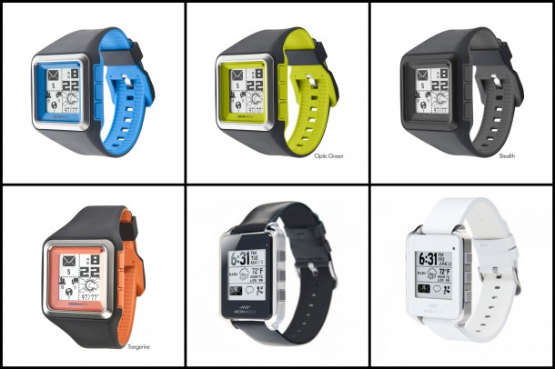 MetaWatch-Collection