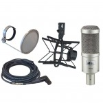 Heil PR40 Microphone Bundle