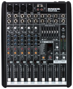 Mackie PROFX8 Mixer