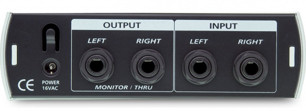 PreSonus HP4 Headphone Amplifier Input/Output